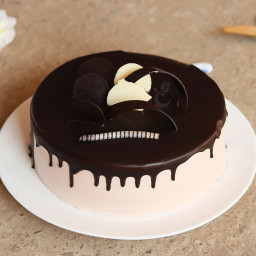 Ambrosial Chocolate - A Chocolate Cake